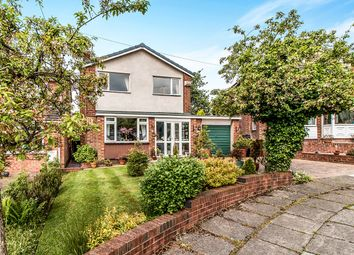Thumbnail 3 bed detached house for sale in Rushmere Drive, Bury
