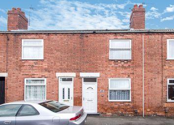 2 bed terraced house for sale in Mill Street, Ilkeston DE7