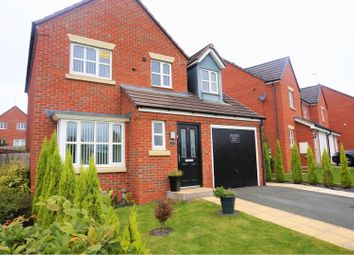 Thumbnail 3 bed detached house for sale in Essington Way, Stoke-On-Trent