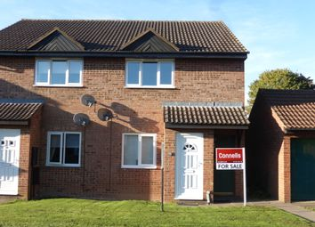 Thumbnail 1 bed flat for sale in Chatsworth Road, Bobblestock, Hereford