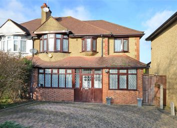 Thumbnail 4 bed semi-detached house for sale in East Drive, Carshalton