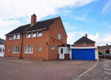 Thumbnail 2 bed semi-detached house for sale in Hollywell Road, Sheldon
