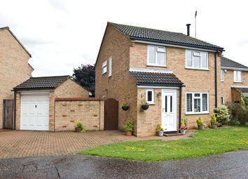 Thumbnail 3 bed detached house for sale in Dombey Close, Broomfield, Chelmsford