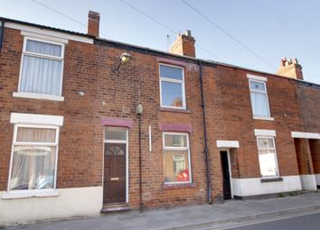 Thumbnail 2 bed terraced house for sale in Ebor Street, Selby