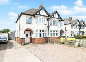 Thumbnail 3 bed semi-detached house for sale in Cheltenham Road, Evesham, Worcestershire, .