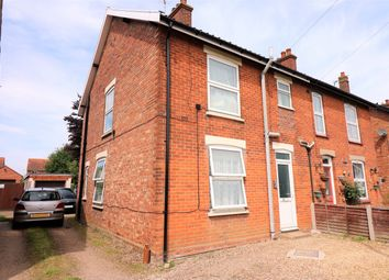 Thumbnail 4 bed semi-detached house for sale in Crown Road, Dereham