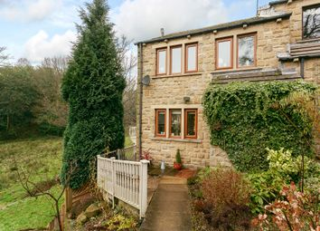 Thumbnail 3 bed semi-detached house for sale in Burnlee Road, Holmfirth