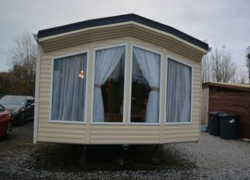Thumbnail 2 bedroom mobile/park home for sale in Moss View Caravan Park, Marton Moss, Blackpool