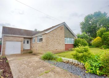 Thumbnail 3 bed detached bungalow for sale in Keeble Drive, Washingborough