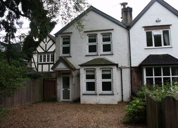 Thumbnail 3 bed semi-detached house to rent in South Road, Amersham, Buckinghamshire