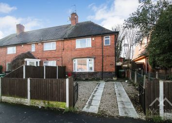 Thumbnail 3 bed end terrace house for sale in Eltham Drive, Nottingham