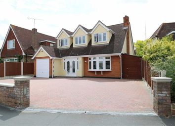 Thumbnail 4 bed detached house for sale in Ladram Road, Thorpe Bay, Essex