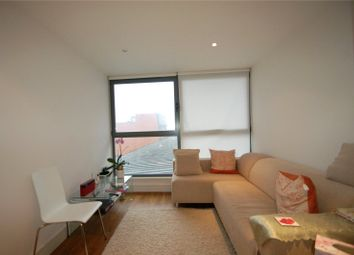 Thumbnail 1 bedroom flat to rent in Central Apartments, 455 High Road, Wembley
