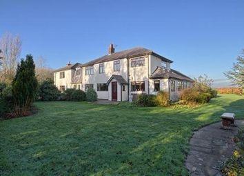 Thumbnail 4 bed detached house for sale in Back Lane, Longton, Preston, Lancashire