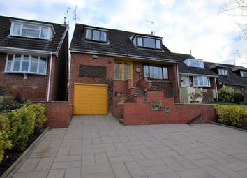 Thumbnail 3 bed detached house for sale in Farm Close, Rugeley
