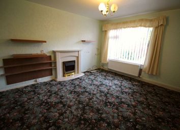 Thumbnail 1 bed bungalow for sale in Thames Gardens, Wallsend