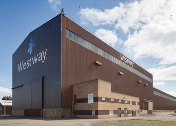 Thumbnail Industrial to let in Block G, Unit 2, Westway Business Park, Renfrew