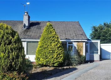 Thumbnail 2 bedroom semi-detached bungalow for sale in Rosewell Terrace, Aberdeen
