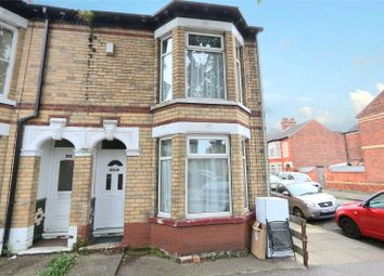 Thumbnail 2 bed end terrace house for sale in Goddard Avenue, Hull, East Yorkshire