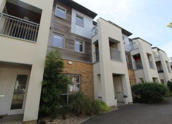 Thumbnail 4 bedroom town house for sale in Stone Close, Harbour Reach, Hamworthy, Poole
