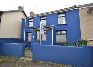 Thumbnail 3 bed end terrace house for sale in Honeyborough Road, Neyland, Milford Haven