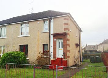 Thumbnail 2 bed flat for sale in Forge Street, Germiston, Glasgow