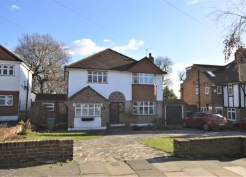 Thumbnail 4 bed detached house for sale in Crown Woods Way, London
