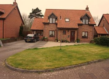 Thumbnail 4 bed detached house for sale in Primrose Valley, Filey