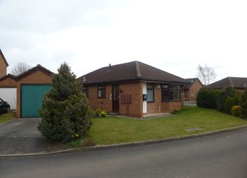 Thumbnail 2 bed detached bungalow to rent in Country Meadows, Market Drayton