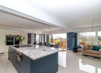 Thumbnail 5 bed semi-detached house for sale in Thornford Road, Headley, Thatcham, Hampshire