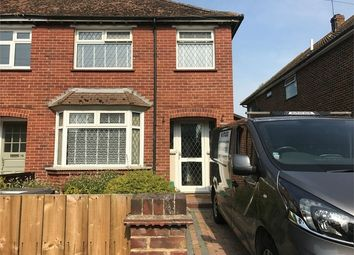Thumbnail 3 bed semi-detached house to rent in Tothill Street, Minster, Ramsgate