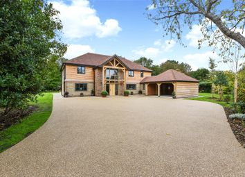 Lavant, Chichester, West Sussex PO18. 5 bed detached house for sale