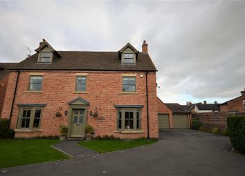 Thumbnail 6 bed detached house for sale in Waterside, Willington, Derby
