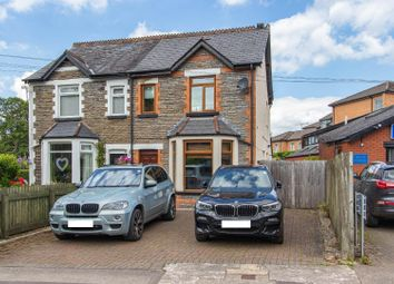 3 bed semi-detached house for sale in Heol Hir, Llanishen, Cardiff CF14