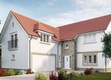 "Thumbnail 5 bed detached house for sale in ""The Melville"" at Eaglesham Road, East Kilbride, Glasgow"