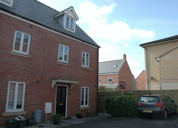 Thumbnail 3 bed property to rent in Fishers Mead, Long Ashton