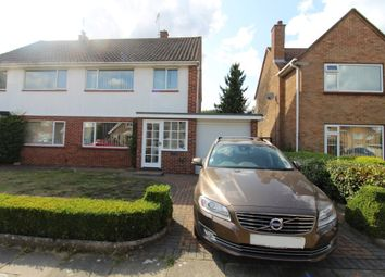 Thumbnail 3 bed semi-detached house for sale in Arundel Way, Ipswich