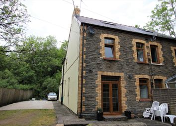 Thumbnail 3 bed semi-detached house for sale in Treble Lock Cottages, Glan-Y-Llyn, Taffs Well, Cardiff