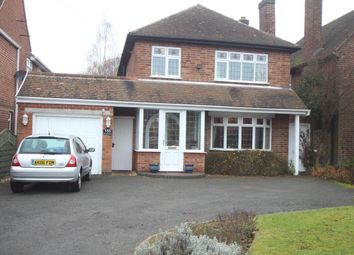 Thumbnail 4 bedroom detached house for sale in The Green, Church Street, Burbage, Hinckley