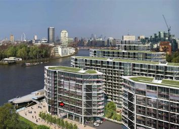 Thumbnail 2 bed property for sale in Five Riverlight Quay, Nine Elms, London