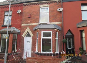 Thumbnail 3 bed terraced house to rent in Fairbairn Street, Horwich, Bolton