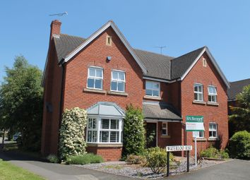 Thumbnail 4 bed detached house for sale in Waterloo Rise, Stratford-Upon-Avon, Warwickshire