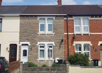 Thumbnail 2 bedroom terraced house for sale in West End Road, Stratton St. Margaret, Swindon