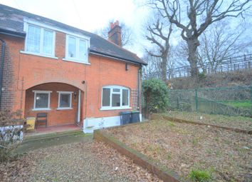 Thumbnail 4 bedroom end terrace house to rent in Chigwell Lane, Loughton