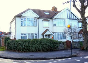 Thumbnail 4 bedroom semi-detached house to rent in Wellington Hill West, Henleaze, Bristol