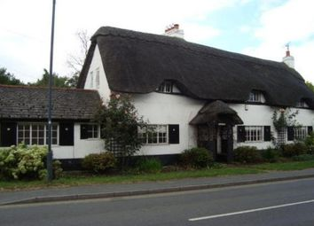 Thumbnail 3 bed cottage to rent in Main Street, Rempstone, Loughborough