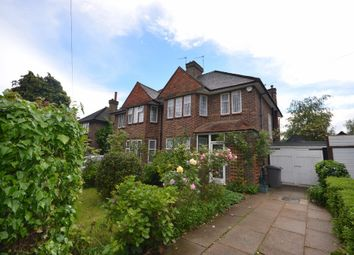 Thumbnail 3 bed semi-detached house to rent in Slough Lane, London
