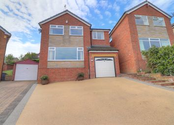 Thumbnail 4 bed detached house for sale in Brighton Close, Batley