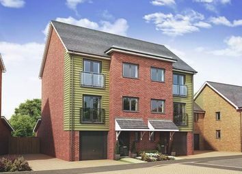 Thumbnail 4 bed detached house for sale in The Cedar At Springhead Park, Wingfield Bank, Northfleet, Gravesend