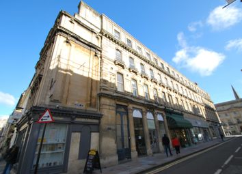 Thumbnail 1 bed flat to rent in Quiet Street, Bath